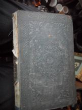 ANTIQUE HB BOOK 1849 TRAGEDIES SOPHOCLES ENGLISH THEO ALOIS BUCKLEY HENRY BOHN